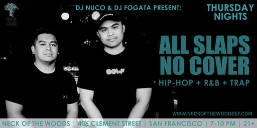 All Slaps No Cover