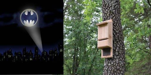 Parent & Child Bat House Build