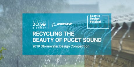 Seattle Design Festival - Recycling the Beauty of Puget Sound tickets