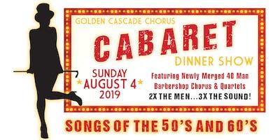 Golden Cascade Chorus Cabaret Dinner Show