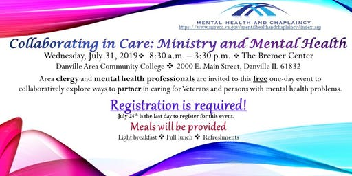 Collaborating in Care: Ministry and Mental Health in Danville, IL