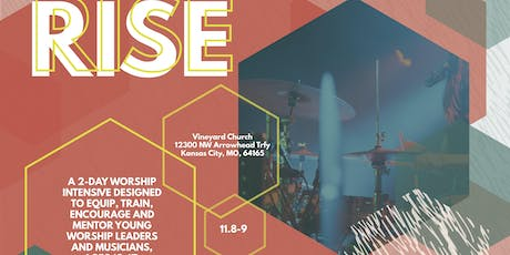 RISE Worship Band Training Boot Camp MID-WEST 2019 (Kansas City, MO) tickets