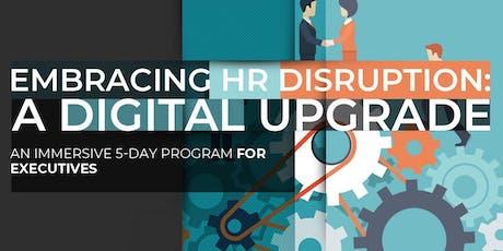 Embracing HR Disruption: A Digital Upgrade | January tickets