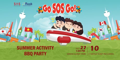 SOS BBQ PARTY 2019 tickets