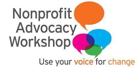 Nonprofit Advocacy Workshop (San Bernardino) tickets