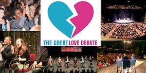 The Great Love Debate World Tour Returns To Plano!