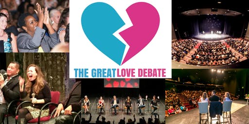 The Great Love Debate World Tour Returns To Plano!