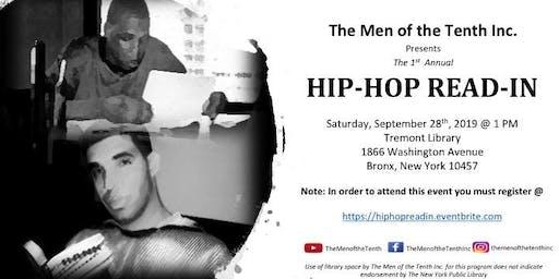 Hip-Hop Read-In
