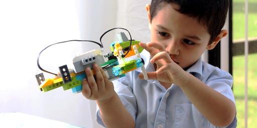 KinderBots (Robotics ages 4-6)