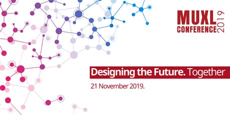 Mobile UX London Conference 2019 - Designing The Future. Together. tickets