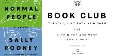 Armature Works Book Club - July 30th tickets