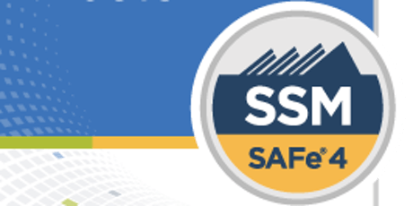 Scaled Agile  SAFe Scrum Master ( SAFe  4.6  SSM ) Training in OTTAWA tickets