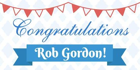 Farewell, Rob Gordon! tickets