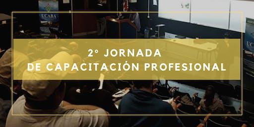 2° JORNADA DE CAPACITACIÓN PROFESIONAL