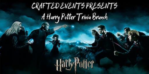Harry Potter Trivia Brunch 8/4