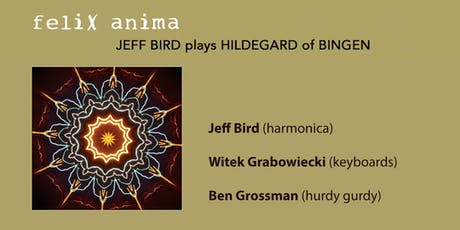 Jeff Bird Plays Hildegard of Bingen at NPCC tickets