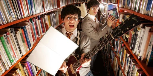 NORTHSIDE Summer Concert: Harry and the Potters (For All Ages)