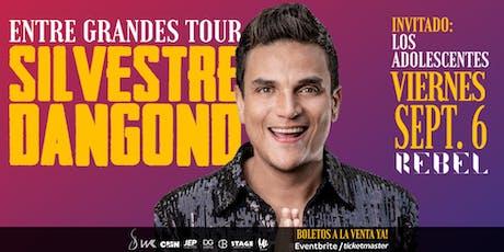 Silvestre Dangond en Toronto  tickets