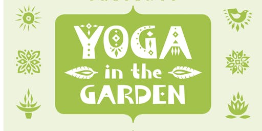 Yoga in the Garden - FREE