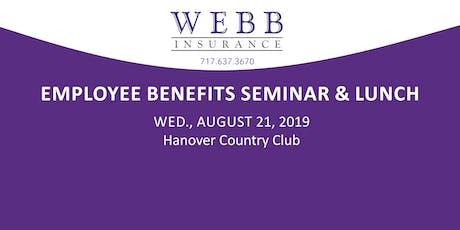 Employee Benefits Seminar tickets
