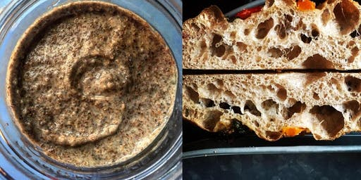 How to Create a Sourdough Culture / How to Make a Sourdough Bread at Home