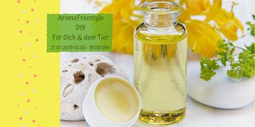 AromaFreestyle DIY für Dich und dein Tier