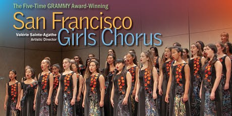 San Francisco Girls Chorus: l'Église de la Madeleine tickets