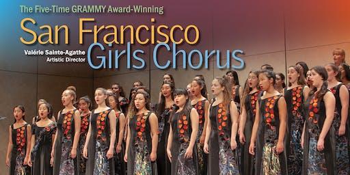 San Francisco Girls Chorus: l'Église de la Madeleine