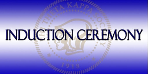 PTK New Member Spring 2020 Induction Ceremony