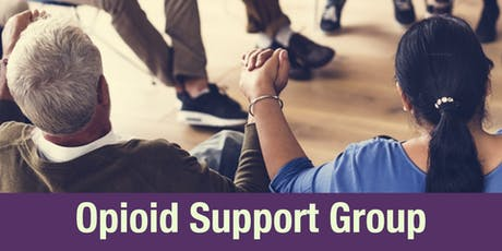 Opioid Support Group tickets