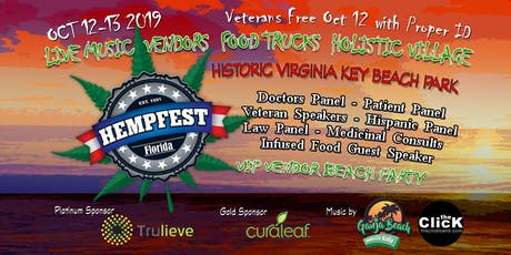 Florida Hempfest tickets