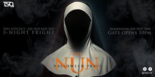 The Nun: Halloween Party