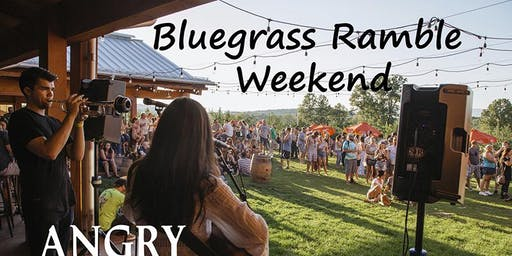 Bluegrass Ramble Weekend at Angry Orchard