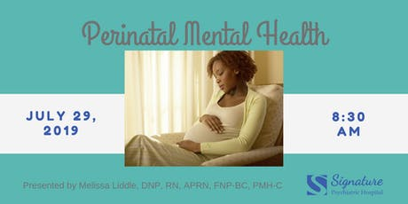 Perinatal Mental Health tickets