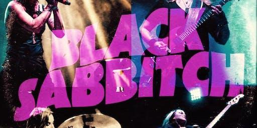 Black Sabbitch: The All Female Black Sabbath live at Club Congress