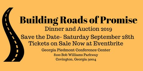Building Roads of Promise tickets