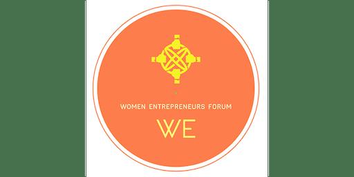"WE (Women Entrepreneurs) Forum 2019 ""Effective Marketing Strategies"""