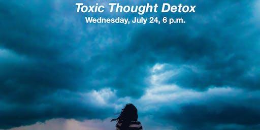 Toxic Thought Detox