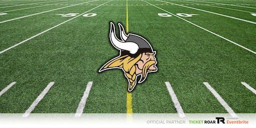 Pinkston vs Roosevelt JV Football