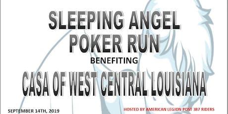 Sleeping Angel Poker Run tickets
