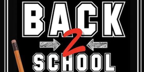 GCODE PRESENTS : BACK2SCHOOL MOVIE NIGHT  tickets