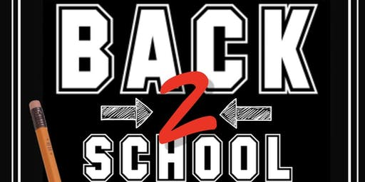 GCODE PRESENTS : BACK2SCHOOL MOVIE NIGHT