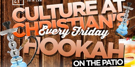 Culture Fridays at Christians tickets