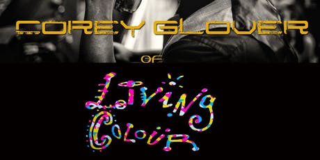 Corey Glover of Living Colour @ The Vanguard with Vintage Pistol tickets