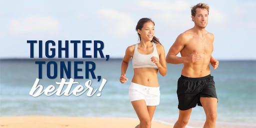 Tighter, Toner, Better- EMSCULPT Event