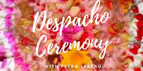 Despacho Ceremony tickets