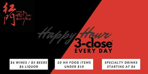 8-Hour Happy Hour