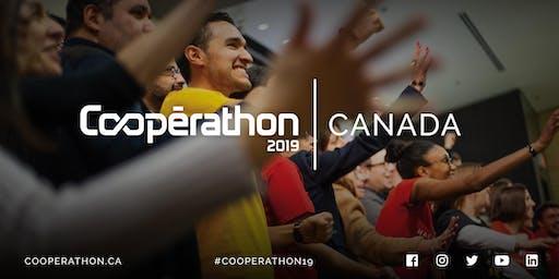 Coopérathon 2019 - Édition canadienne   Canadian Edition