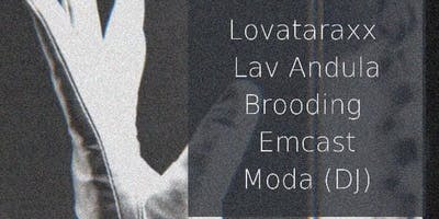 Sunwarped #15: Lovataraxx // Lav Andula // Emcast // Brooding // Moda (DJ)
