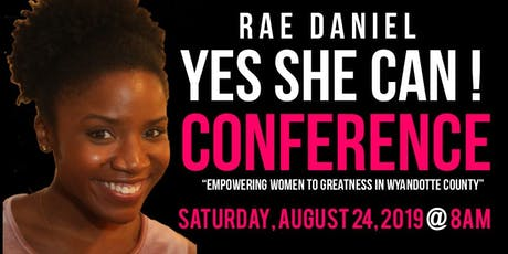 Yes She Can! Wyandotte County tickets
